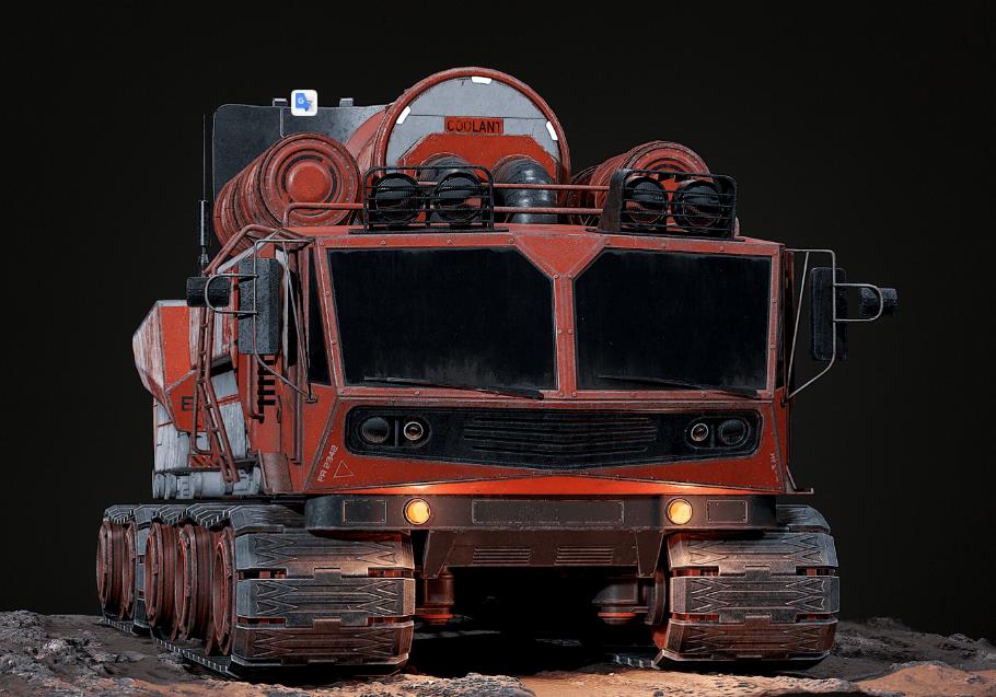 RTV truck