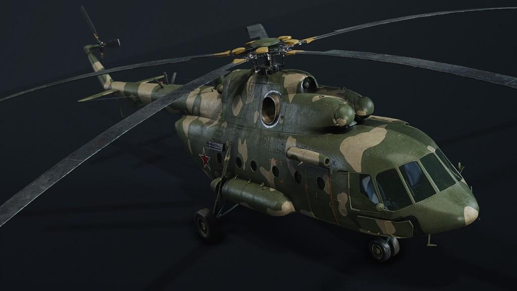 Mi-17V-5 Military
