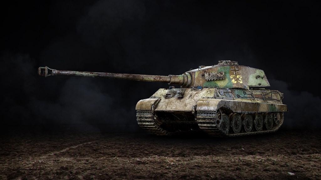 Panzerkampfwagen VI Ausf. B. Tiger II