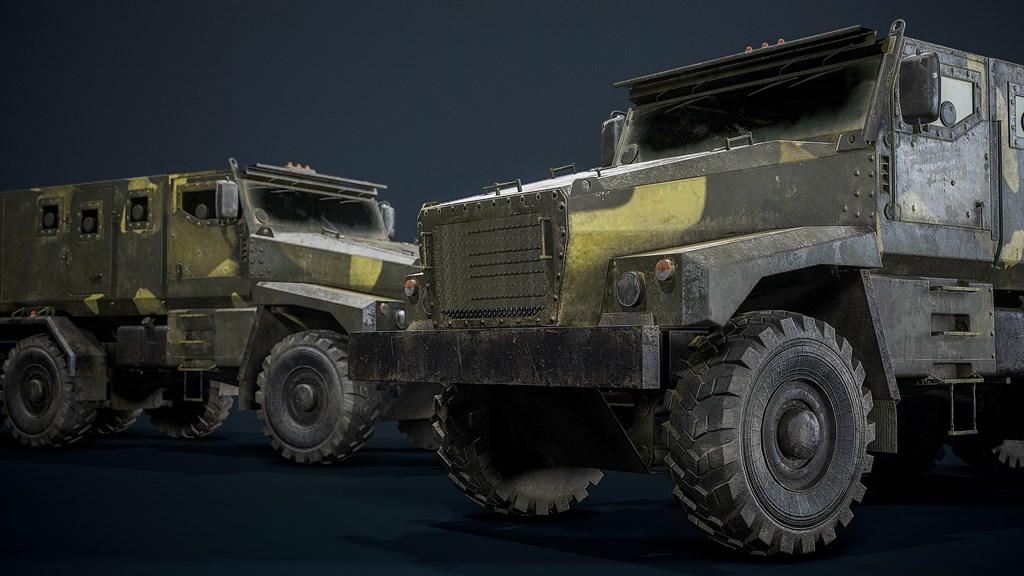 Ural-4320-VV